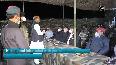 Rajnath attends traditional 'Bara Khana' in Leh