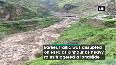 Landslide blocks NH-20 in Himachal Pradesh