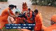 NDRF rescues people stranded in flood in Maharashtras Kolhapur