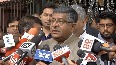 Requested EC to take action against Rahul Gandhi for violating model code of conduct RS Prasad