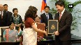India, Cambodia ink MoUs in presence of Foreign Affairs Ministers