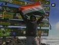 India s first amputee trekker climbs kilimanjaro, after scaling mount everest