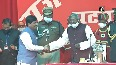 Bihar cabinet expansion Shahnawaz Hussain takes oath as minister