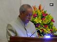 Swachh Bharat Abhiyan ambassadors call on President Mukherjee