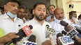Best wishes to those who left Tejashwi Yadav on 5 RJD MLCs joining JD(U).mp4