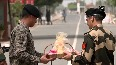 BSF, Pak Rangers exchange sweets on 75th I-Day