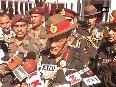 Induction of modern technologies in defence to help soldiers prevent terrorist activities Army Chief
