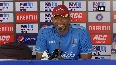 West Indies coach address media ahead of 3nd T20 match against India