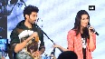 Kartik Aaryan & Kriti Sanon promote their upcoming flick Luka Chuppi