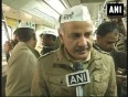 Manish sisodia interacts with people on a ride in delhi metro