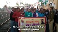 Bharat Bandh: Farmer  stages 'rail roko' protest in Buldhana