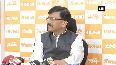 We ll form CM of Shiv Sena in Maharashtra constitutionally Sanjay Raut