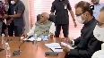 Bhupendra Patel takes charge as Gujarat CM