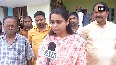 LS polls Indian shooter Shreyasi Singh campaigns for her mother in Bihars Banka