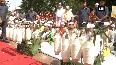 CM Raghubar Das pays tribute to Mahatma Gandhi on his 150th birth anniversary