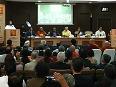 Sri Sri Ravi Shankar speaks at Samvad Global Hindu Buddhist initiative in