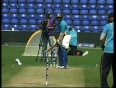 angelo mathews video