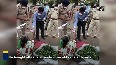 Watch: Durg collector buys all vegetables from elderly