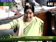 Sushma swaraj raises arunachal student nido taniam s death case in lok sabha