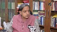 Hope our people will do a good job Tharoor on India s UNSC presidency
