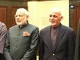 PM Modi inaugurates Afghanistan s Parliament complex