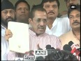 Congress files complaint in vyapam scam