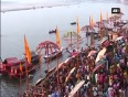 Devotees throng banks of river Ganges in UP to mark Ganga Dussehra