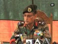 Responding to ceasefire violations by pakistan army