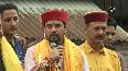 Anurag Thakur thanks people of Himachal for supporting Jan Ashirwad Yatra