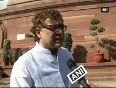 Tmc requests to issue  visa  for pm to attend parliament sessions