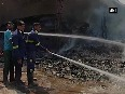 Massive inferno at paper factory, 15 fire tenders rushed to spot