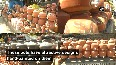 Demand of earthen pots soars with arrival of warmer weather