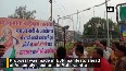 Congress leaders allegedly put up posters opposing Bharat Ratna to Veer Savarkar in Indore