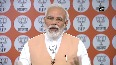 India s efforts have set an example before world in tackling coronavirus pandemic PM Modi