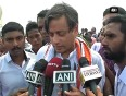 Shashi tharoor participates in cleanliness drive