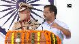 Mamata Banerjee, Arvind Kejriwal hoist tricolour