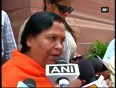 Bjp slams sp govt for poor law and order situation in up