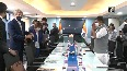 Power Minister RK Singh meets US Special Presidential Envoy for Climate John Kerry