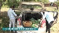 COVID JandK youth converts new car into cart to sell vegetables amid lockdown