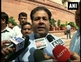 There is no unity in bjp over modi rajeev shukla