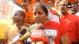 Mamata Banerjee screams about democracy but she is the one who is violating it Nirmala Sitharaman