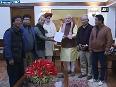 Gorkha Janmukti Morcha delegation calls on PM Modi