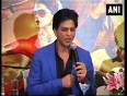 Chennai express brings love and comedy together srk