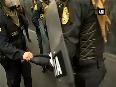 Teachers clash with police in Peru