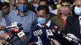 COVID-19 CM Kejriwal admits shortage of ICU beds, assures solution.mp4