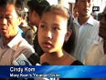 Mary Kom gets grand welcome back home after Asaid gold