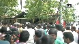 A Raja, Kanimozhi get stupendous welcome by DMK supporters after 2G verdict
