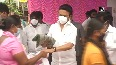 Cyclone Burevi aftermath MK Stalin distributes relief material.mp4