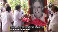 CM Palaniswami pays floral tribute to DMK founder on his 112th birth anniversary in Chennai.mp4