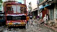 Fire breaks out at shop in TN s Madurai, 2 fire officers dead.mp4